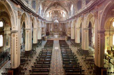 basilica di San Martino è la chiesa principale della città di Treviglio