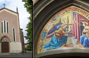 chiesa delle Battaglie frazione di Treviglio