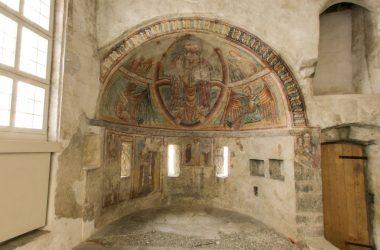 chiesa san michele Tavernola Bergamasca