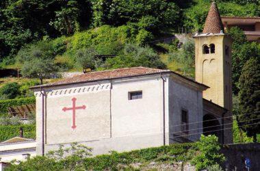 chiesa san pietro Tavernola Bergamasca