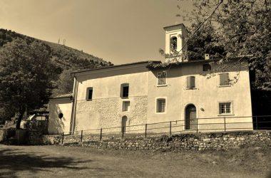chiesetta Morti di Bondo Adrara San Rocco