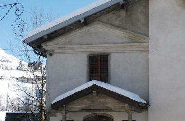 chiesetta di Maria Addolorata di Zambla Bassa - Oltre il Colle