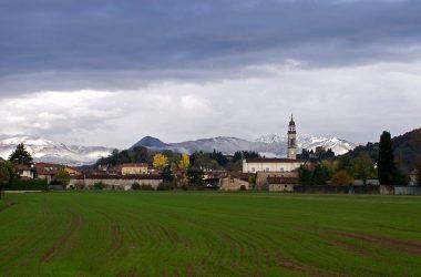 colline orobiche da Curno