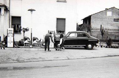 distributore Mozzanica 1959