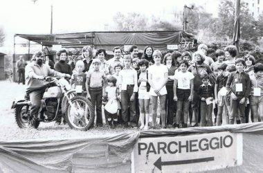 festa dell'unità allo Scuress. anno 1973 ponteranica