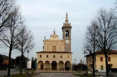 immagini Chiesa Parrocchiale di Santa Maria d'Oleno di Sforzatica