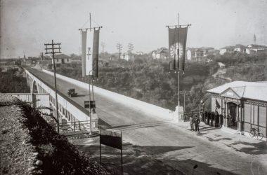 inaugurazione del casello dell'autostrada di Capriate San Gervasio