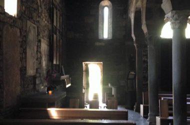 interno Abbazia di Sant'Egidio, Fontanella, Sotto il Monte, Bg
