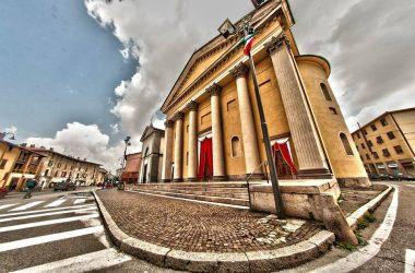 la chiesa di Boltiere