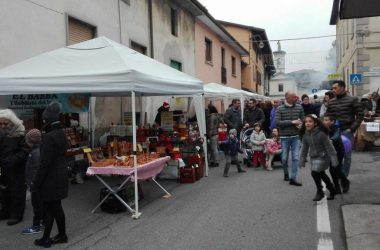 mercatino di natale Cazzano Sant'Andrea