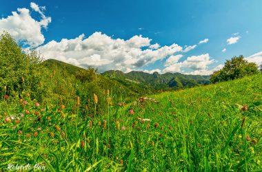 monti di San Pellegrino Terme
