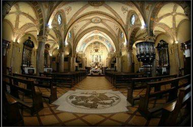 mosaico di S Giorgio Fiorano al Serio