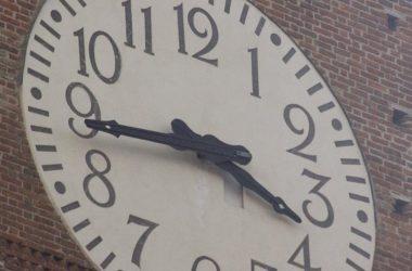 orologio di treviglio