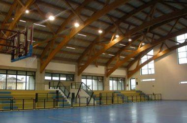 palazzetto dello sport Scuole medie Gandino e Cazzano