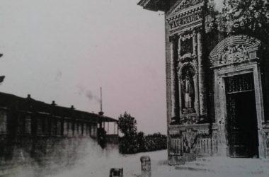 primi anni del 900 intransito per osio il vecchio tram gamba dè legn Osio Sotto