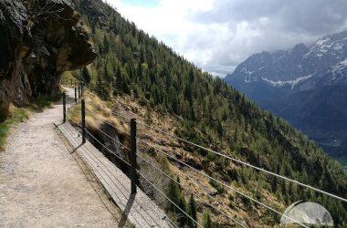 provincia di Bergamo, la Diga del Gleno
