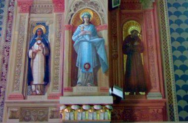 santuario Forcella o della Madonna della Neve 5 agosto del 1640