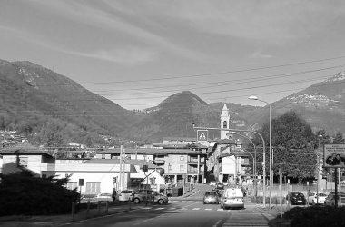 viale stazione Albino