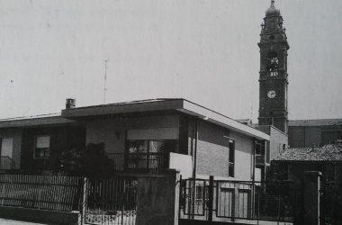 villa della famiglia piatti anni 80 Osio Sotto